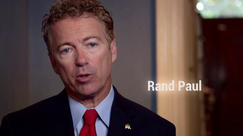 Rand Paul for President TV Spot, 'Real Conservative'