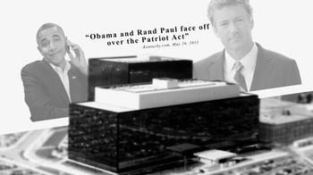 Rand Paul for President TV Spot, 'Standing Strong' - Thumbnail 4