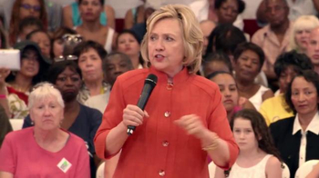 Hillary for America TV Spot, 'Every Child' - Thumbnail 8
