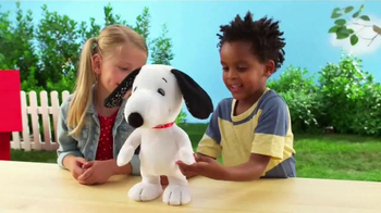 Happy Dance Snoopy TV Spot, 'Disney Junior Promo: Rock Out With a Buddy'