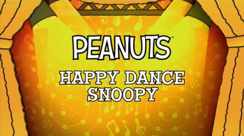 Happy Dance Snoopy TV Spot, 'Disney Junior Promo: Rock Out With a Buddy' - Thumbnail 8