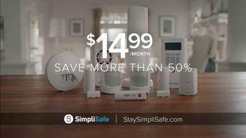 SimpliSafe TV Spot, 'Safe Family' - Thumbnail 6