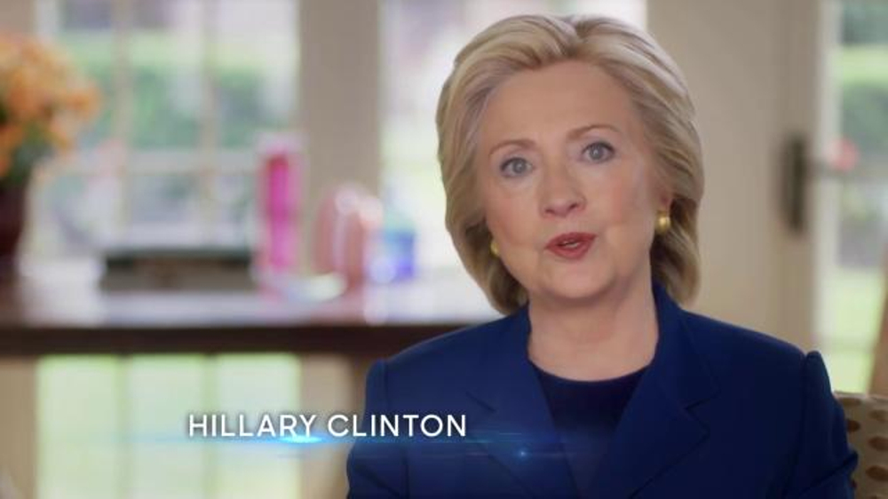 Hillary for America TV Commercial, 'Family Strong'
