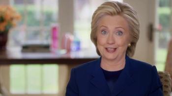 Hillary for America TV Spot, 'Family Strong' - Thumbnail 7