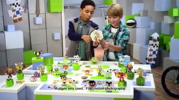 Qixels TV Spot, 'Disney XD: Stop-Motion Movie' - Thumbnail 1