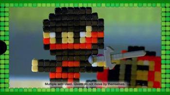 Qixels TV Spot, 'Disney XD: Stop-Motion Movie' - Thumbnail 7