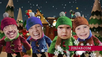 JibJab TV Spot, '2015 Holiday Season' - 2781 commercial airings