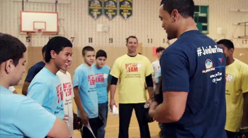 Volunteers of America TV Spot, 'Legacy' Featuring Giancarlo Stanton