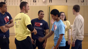 Volunteers of America TV Spot, 'Legacy' Featuring Giancarlo Stanton - Thumbnail 8
