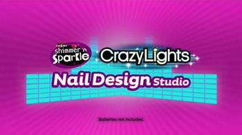 Crazy Lights Nail Design Studio TV Spot, 'Disney Channel: Creativity' - Thumbnail 9