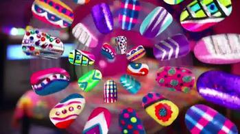 Crazy Lights Nail Design Studio TV Spot, 'Disney Channel: Creativity'