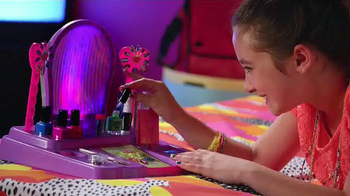 Crazy Lights Nail Design Studio TV Spot, 'Disney Channel: Creativity' - Thumbnail 3