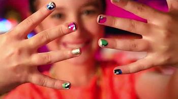 Crazy Lights Nail Design Studio TV Spot, 'Disney Channel: Creativity' - Thumbnail 5