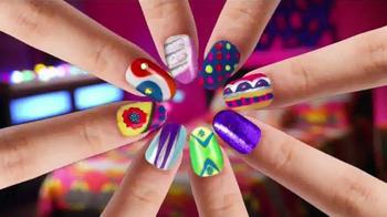 Crazy Lights Nail Design Studio TV Spot, 'Disney Channel: Creativity' - Thumbnail 8
