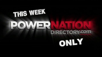 PowerNation Directory TV Spot, 'Engines, Calipers, Wheels and Lift Systems' - Thumbnail 1