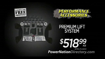 PowerNation Directory TV Spot, 'Engines, Calipers, Wheels and Lift Systems' - Thumbnail 5