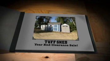 Tuff Shed Year-End Clearance Sale TV Spot, 'Changing Weather' - Thumbnail 2