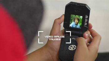 Spy Gear Video Walkie Talkies TV Spot, 'Dog Park'