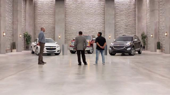Chevrolet TV Spot, 'Premio de J.D. Power: tres vehículos' [Spanish] - Thumbnail 6
