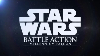 Star Wars Battle Action Millennium Falcon TV Spot, 'Surprise the Enemy' - Thumbnail 1
