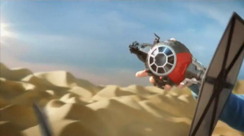 Star Wars Battle Action Millennium Falcon TV Spot, 'Surprise the Enemy' - Thumbnail 4