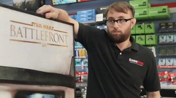 GameStop Star Wars: Battlefront Pre-Order TV Spot, 'Poster Wars'