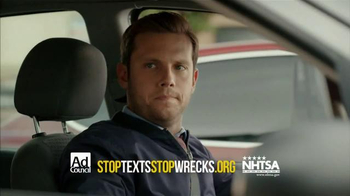 Stop the Texts, Stop the Wrecks TV Spot, 'Todd's Texting Troubles' - Thumbnail 10