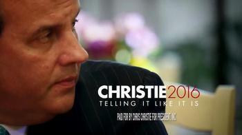 Chris Christie for President TV Spot, 'Leadership' - Thumbnail 7