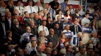Chris Christie for President TV Spot, 'Leadership'