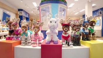 Build-A-Bear Workshop Santa's Reindeer TV Spot, 'Snowy Speedster' - Thumbnail 1