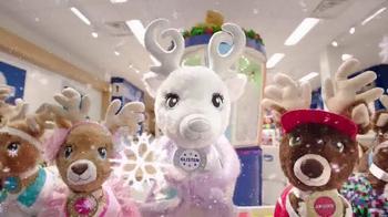 Build-A-Bear Workshop Santa's Reindeer TV Spot, 'Snowy Speedster' - Thumbnail 5