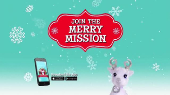 Build-A-Bear Workshop Santa's Reindeer TV Spot, 'Snowy Speedster' - Thumbnail 7