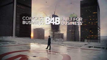 Comcast Business Enterprise Solutions TV Spot, 'The Business of Tomorrow' - Thumbnail 6