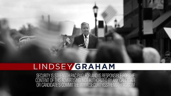 Security is Strength Pac TV Spot, 'Eve of Veterans Day' Ft. Lindsey Graham - Thumbnail 9
