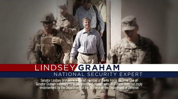 Security is Strength Pac TV Spot, 'Eve of Veterans Day' Ft. Lindsey Graham - Thumbnail 5