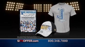 Sports Illustrated TV Spot, 'Kansas City Royals Commemoration' - Thumbnail 1