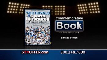 Sports Illustrated TV Spot, 'Kansas City Royals Commemoration' - Thumbnail 2