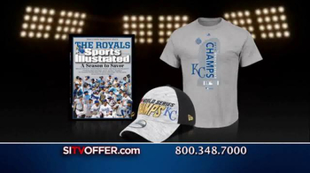 Sports Illustrated TV Spot, 'Kansas City Royals Commemoration' - Thumbnail 5