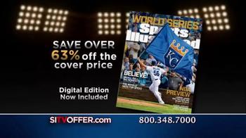 Sports Illustrated TV Spot, 'Kansas City Royals Commemoration' - Thumbnail 6