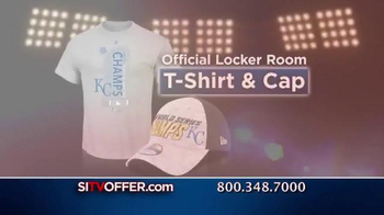 Sports Illustrated TV Spot, 'Kansas City Royals Commemoration' - Thumbnail 7