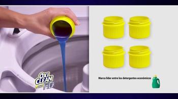 OxiClean Laundry Detergent HD TV Spot, 'Primer intento' [Spanish] - Thumbnail 5
