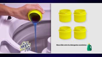 OxiClean Laundry Detergent HD TV Spot, 'Primer intento' [Spanish] - Thumbnail 6