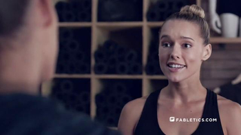 Fabletics.com TV Spot, 'Exclusive Black Leggings'