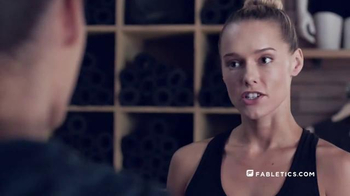 Fabletics.com TV Spot, 'Exclusive Black Leggings' - Thumbnail 5