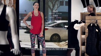 Fabletics.com TV Spot, 'Exclusive Black Leggings' - Thumbnail 7