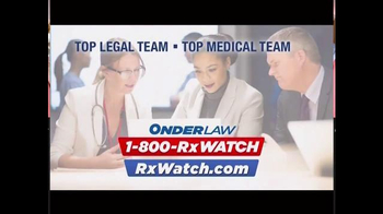 Onder Law Firm TV Spot, 'IVC Filter'