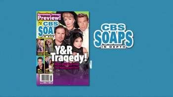CBS Soaps in Depth TV Spot, 'Young & Restless: Tragedy!'