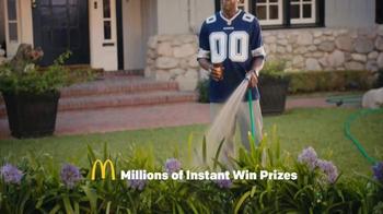 McDonald's Game Time Gold TV Spot, 'Cowboy Jerry' Featuring Jerry Rice - Thumbnail 6