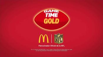 McDonald's Game Time Gold TV Spot, 'Gananzas' [Spanish] - Thumbnail 8