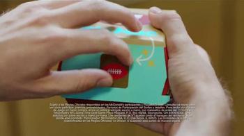 McDonald's Game Time Gold TV Spot, 'Gananzas' [Spanish] - Thumbnail 5